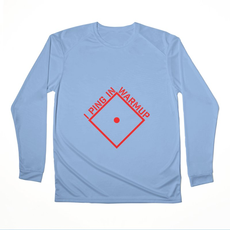Warm Up Men's Longsleeve T-Shirt by The Agora