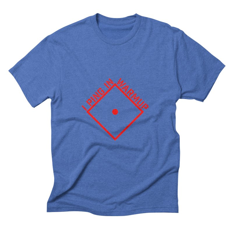 Warm Up Men's T-Shirt by The Agora