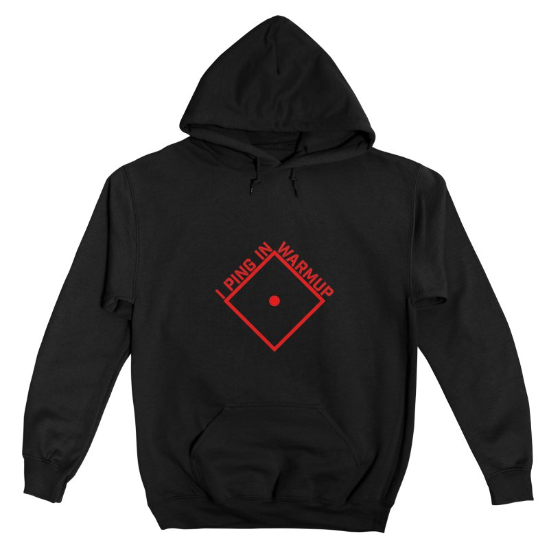 Warm Up Men's Pullover Hoody by The Agora