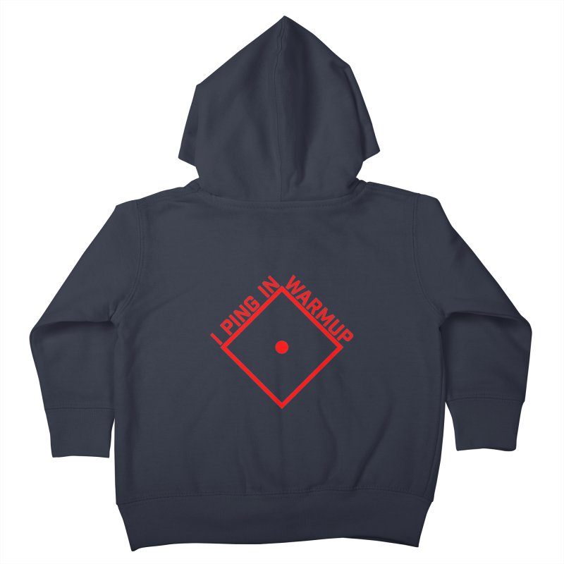 Warm Up Kids Toddler Zip-Up Hoody by The Agora
