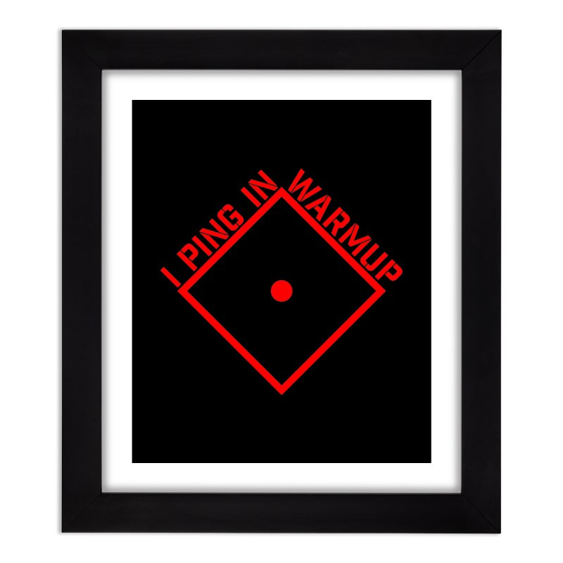 Warm Up Home Framed Fine Art Print by The Agora