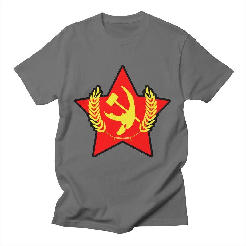 Crabunism Men's T-Shirt by The Agora