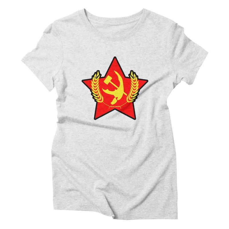 Crabunism Women's T-Shirt by The Agora