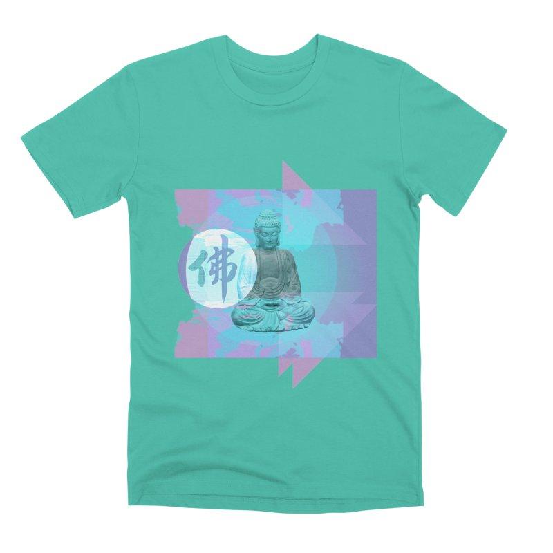 Vapor Bodhi Men's T-Shirt by The Agora
