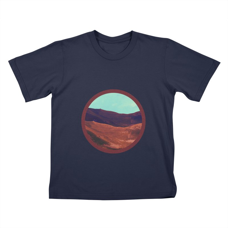 Outpost Kids T-Shirt by The Agora