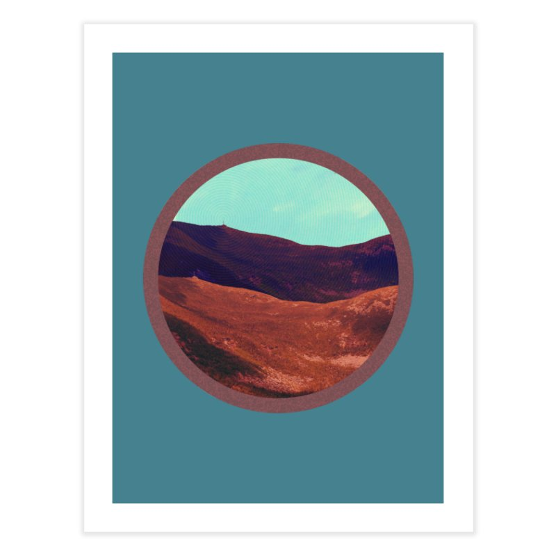 Outpost Home Fine Art Print by The Agora