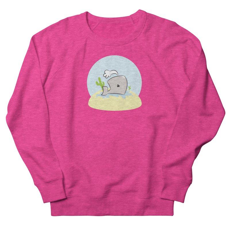 Deserted Whale Men's Sweatshirt by Alaabahattab's Artist Shop