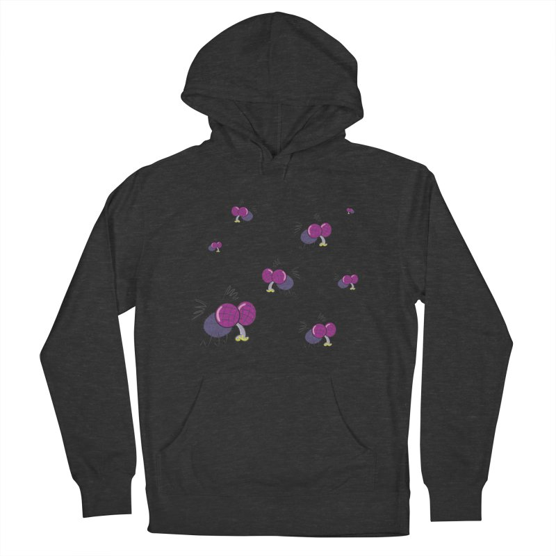 Flies Women's Pullover Hoody by Alaabahattab's Artist Shop