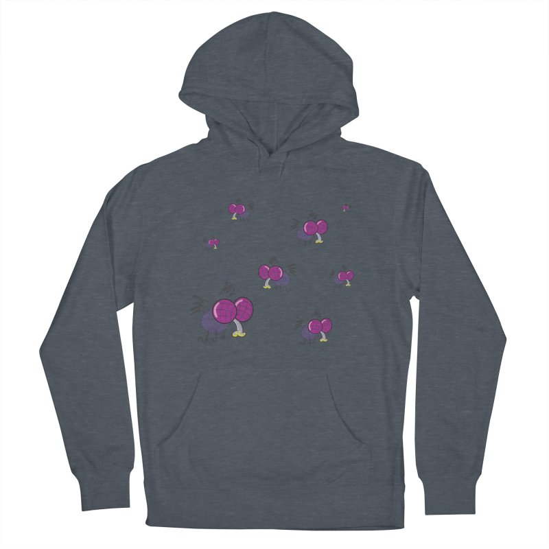 Flies Men's Pullover Hoody by Alaabahattab's Artist Shop