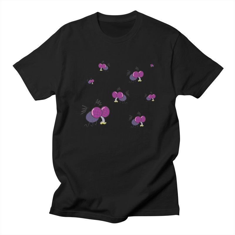 Flies Men's T-shirt by Alaabahattab's Artist Shop