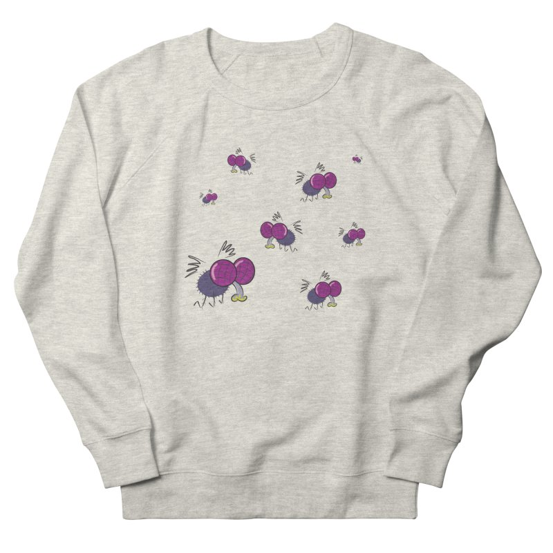 Flies Women's Sweatshirt by Alaabahattab's Artist Shop