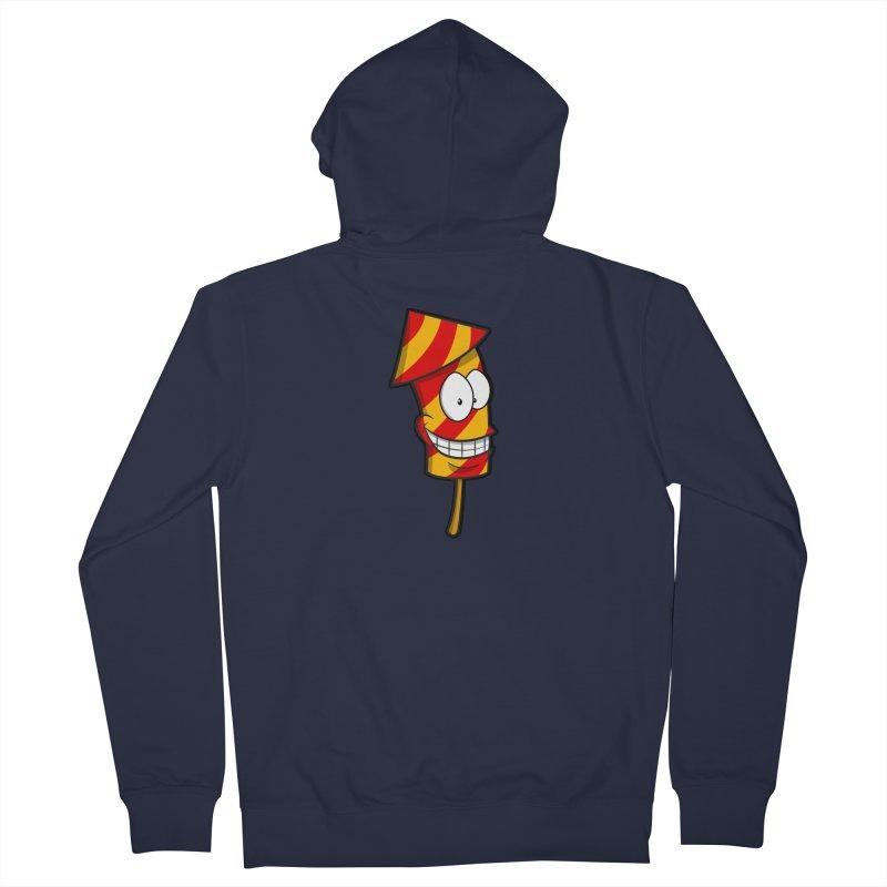 Firework Men's Zip-Up Hoody by Alaabahattab's Artist Shop