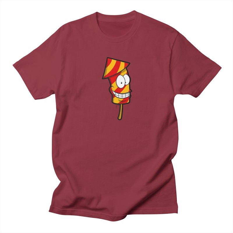Firework Men's T-Shirt by Alaabahattab's Artist Shop