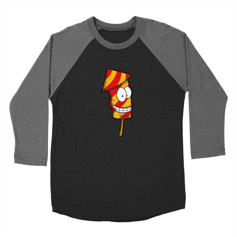 Firework Women's Baseball Triblend T-Shirt by Alaabahattab's Artist Shop