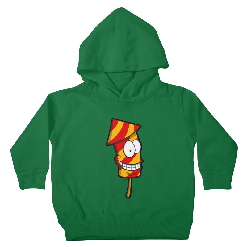 Firework Kids Toddler Pullover Hoody by Alaabahattab's Artist Shop