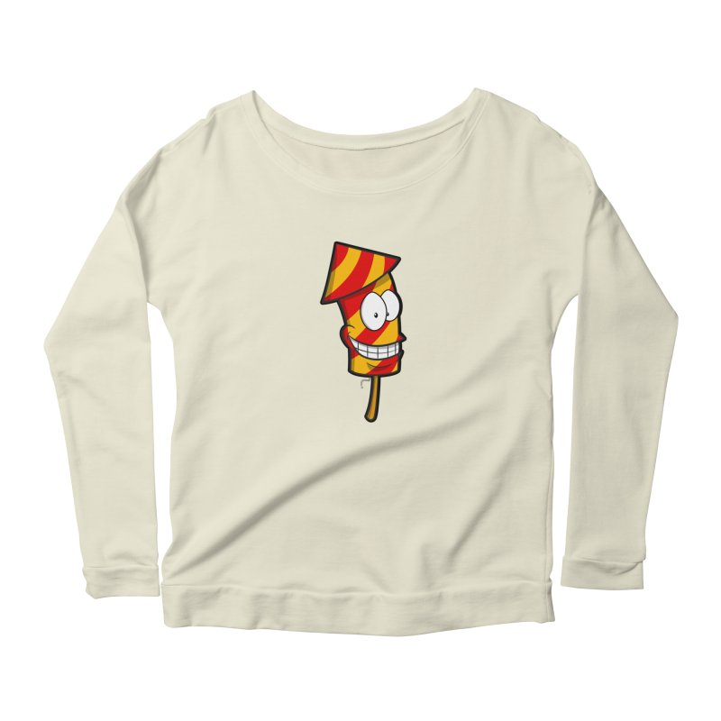 Firework Women's Longsleeve T-Shirt by Alaabahattab's Artist Shop