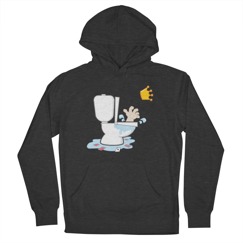 Royal Flush Men's Pullover Hoody by Alaabahattab's Artist Shop