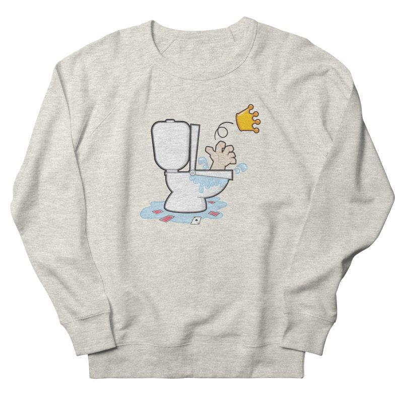 Royal Flush Women's Sweatshirt by Alaabahattab's Artist Shop