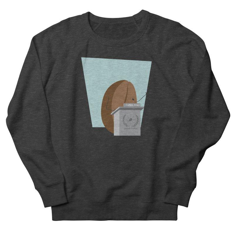 Coffee Anan Women's Sweatshirt by Alaabahattab's Artist Shop