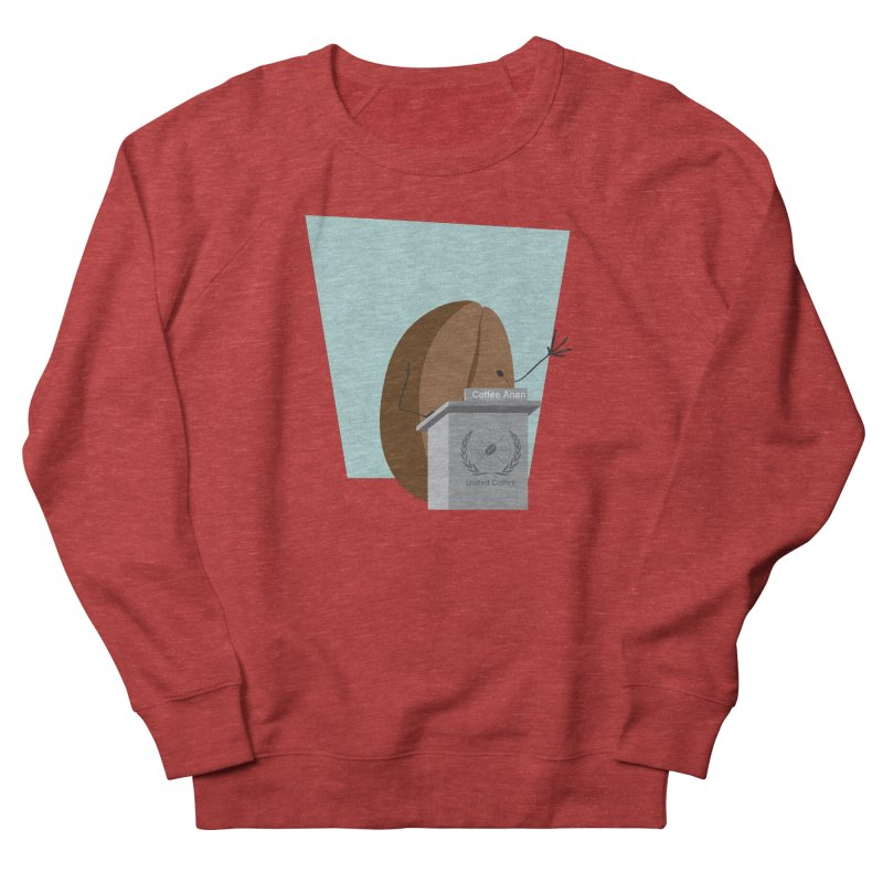 Coffee Anan Women's Sweatshirt by Alaabahattab's Artist Shop