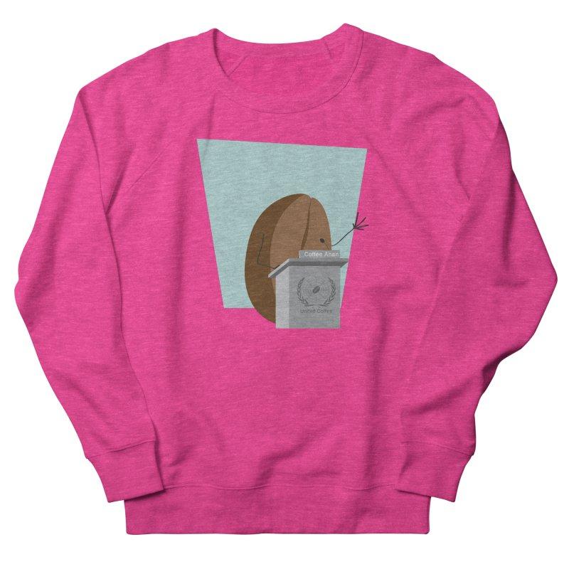 Coffee Anan Men's Sweatshirt by Alaabahattab's Artist Shop