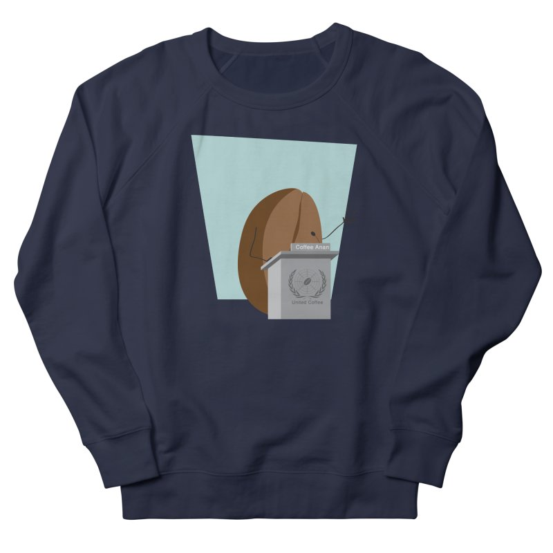 Coffee Anan Men's Sweatshirt by Alaabahattab's Artist Shop