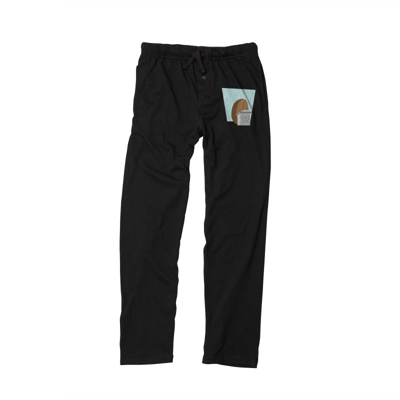 Coffee Anan Men's Lounge Pants by Alaabahattab's Artist Shop