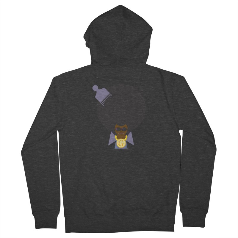 G thang Men's Zip-Up Hoody by Alaabahattab's Artist Shop