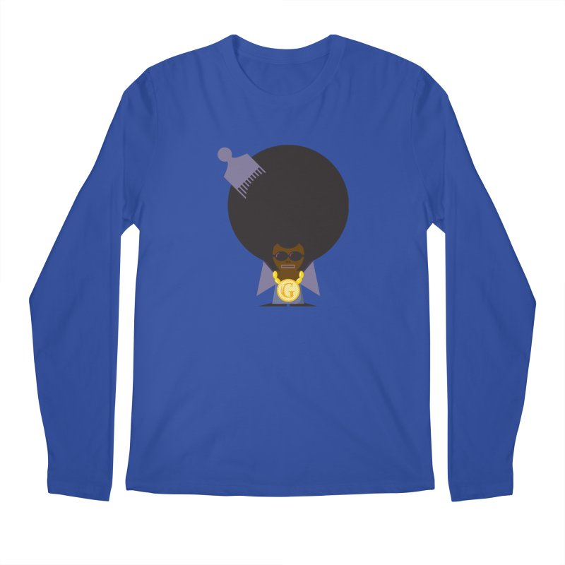G thang Men's Longsleeve T-Shirt by Alaabahattab's Artist Shop