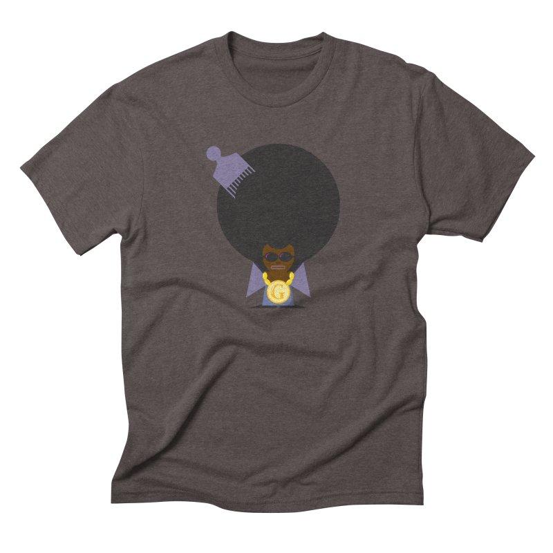 G thang Men's Triblend T-Shirt by Alaabahattab's Artist Shop