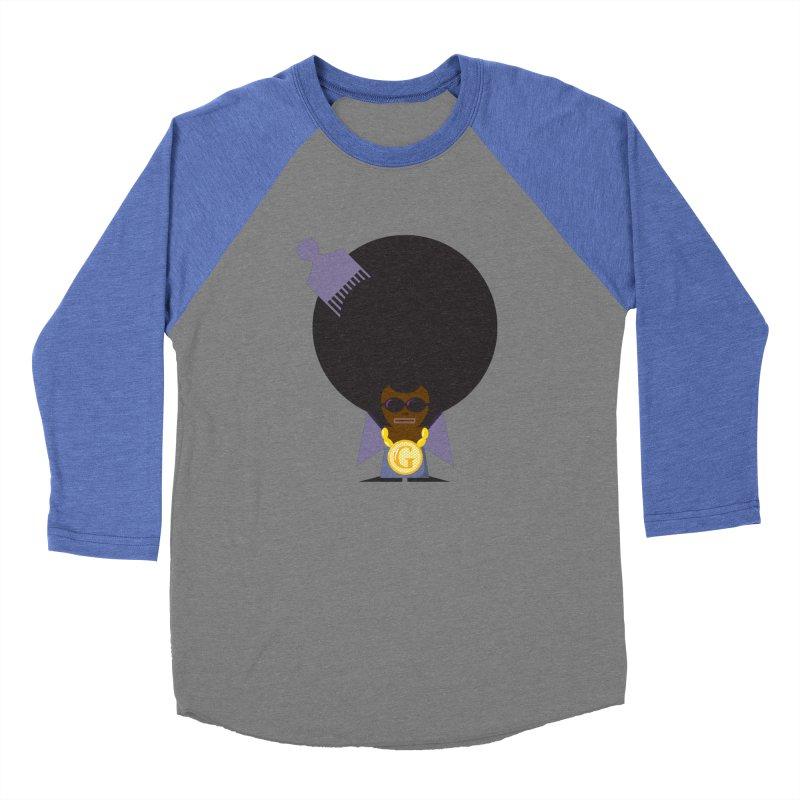 G thang Women's Baseball Triblend T-Shirt by Alaabahattab's Artist Shop