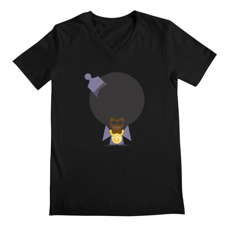 G thang Men's V-Neck by Alaabahattab's Artist Shop