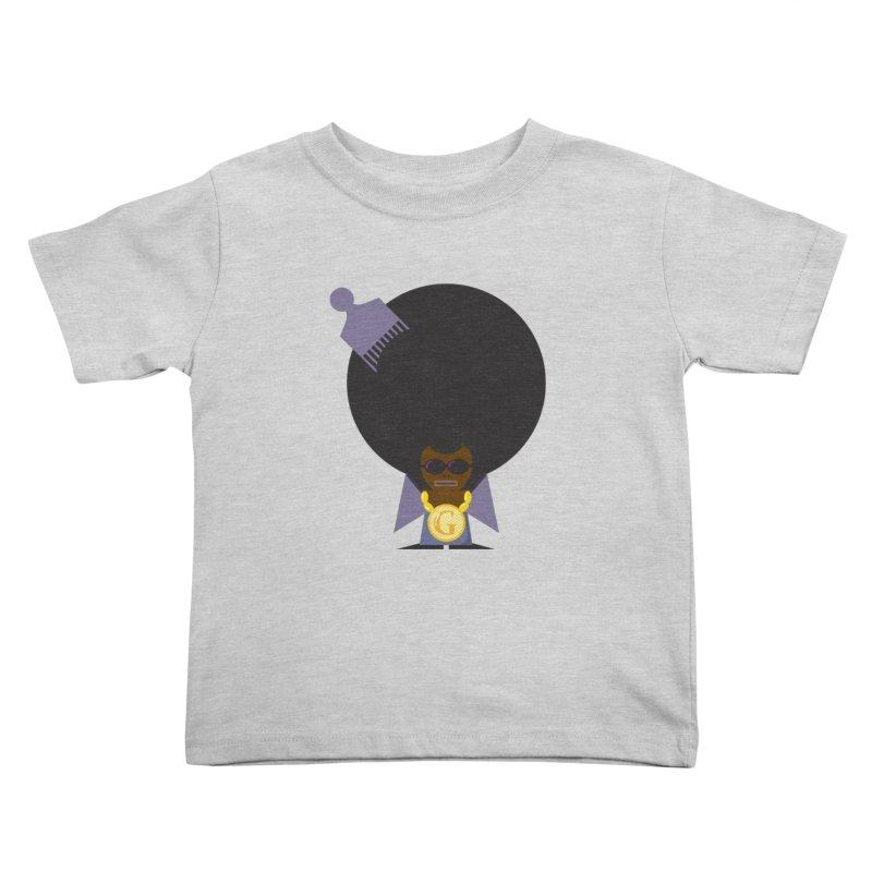 G thang Kids Toddler T-Shirt by Alaabahattab's Artist Shop