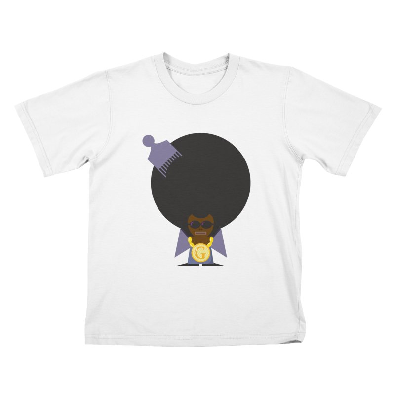 G thang Kids T-Shirt by Alaabahattab's Artist Shop
