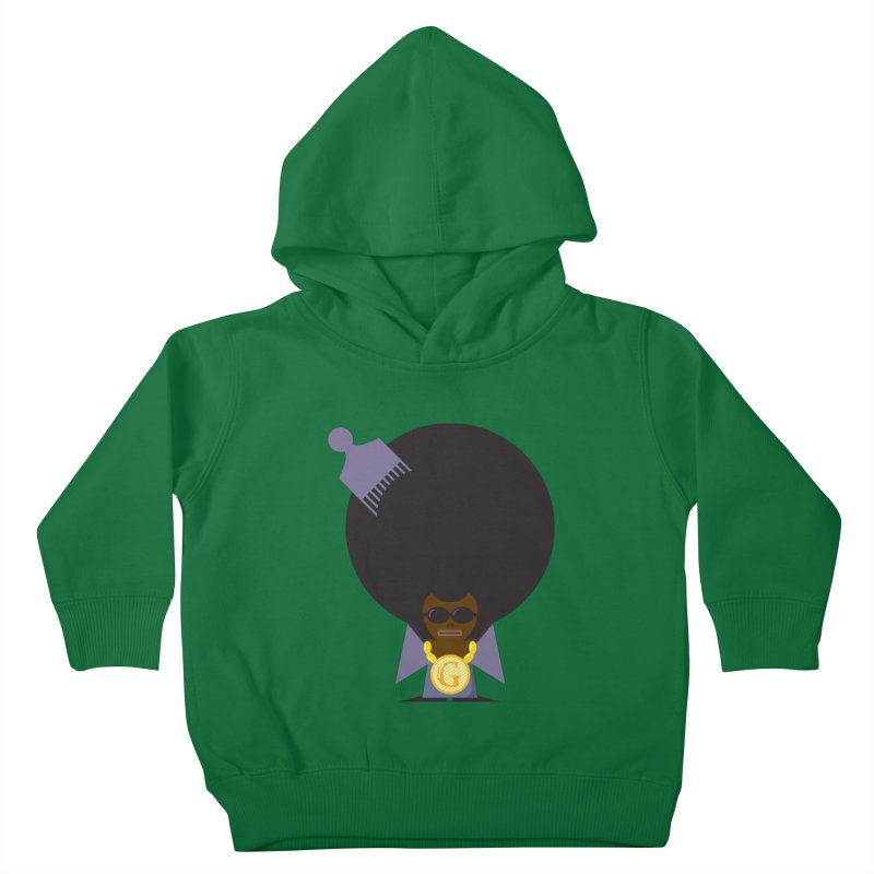 G thang Kids Toddler Pullover Hoody by Alaabahattab's Artist Shop