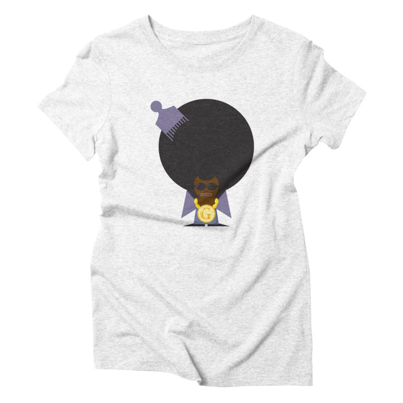 G thang Women's Triblend T-shirt by Alaabahattab's Artist Shop