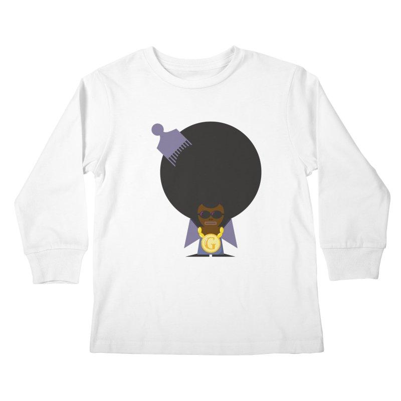 G thang Kids Longsleeve T-Shirt by Alaabahattab's Artist Shop