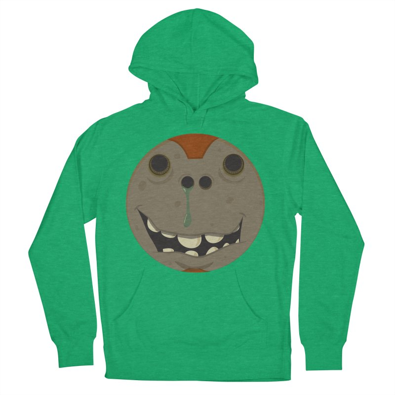 Booger face Women's Pullover Hoody by Alaabahattab's Artist Shop