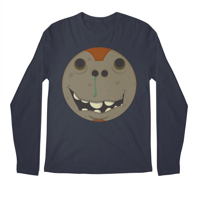 Booger face Men's Longsleeve T-Shirt by Alaabahattab's Artist Shop