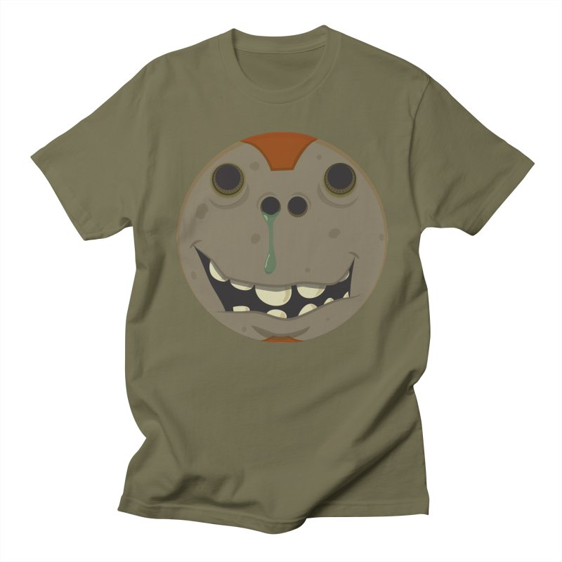 Booger face Men's T-shirt by Alaabahattab's Artist Shop