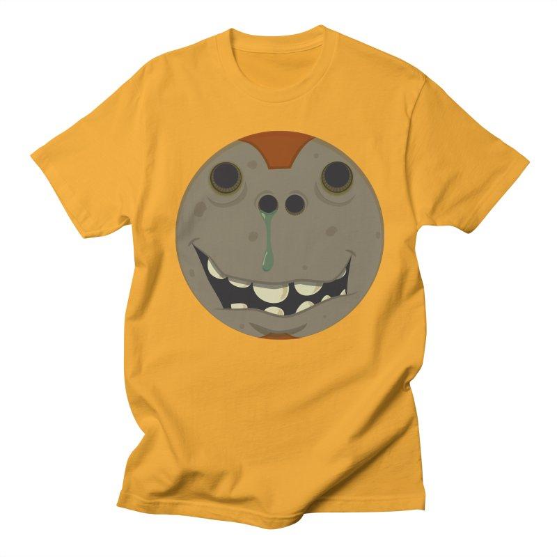 Booger face Men's T-shirt by Alaabahattab's Artist Shop
