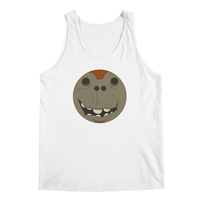 Booger face Men's Tank by Alaabahattab's Artist Shop