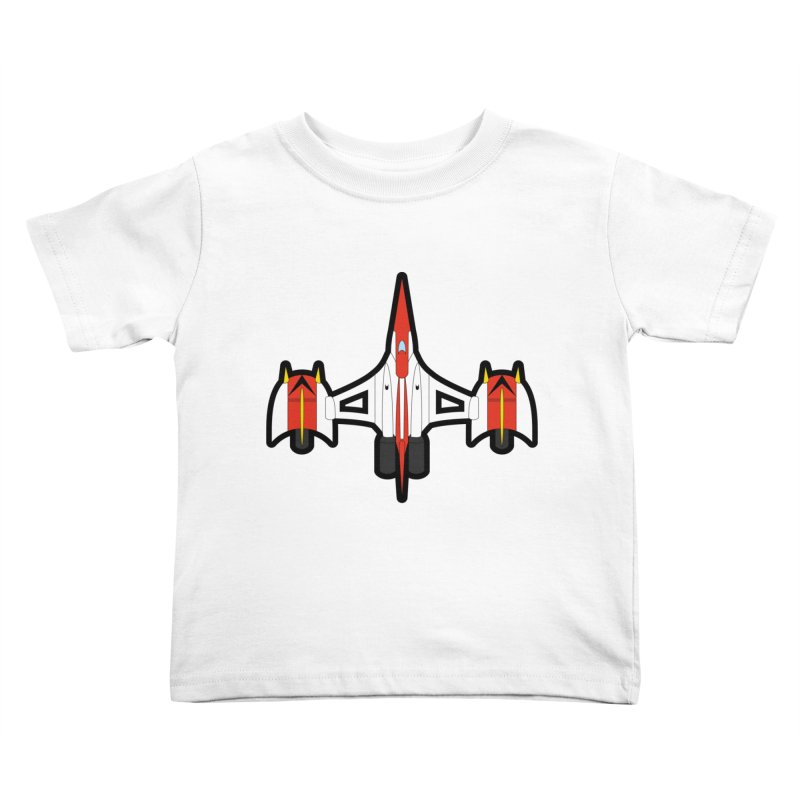 UFO KABOTU Kids Toddler T-Shirt by Alaabahattab's Artist Shop
