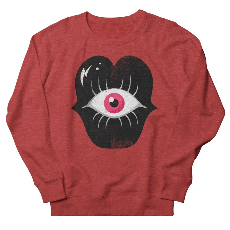Do You See What I'm Saying? Women's Sweatshirt by Illustrator and Designer Alan Defibaugh's Shop