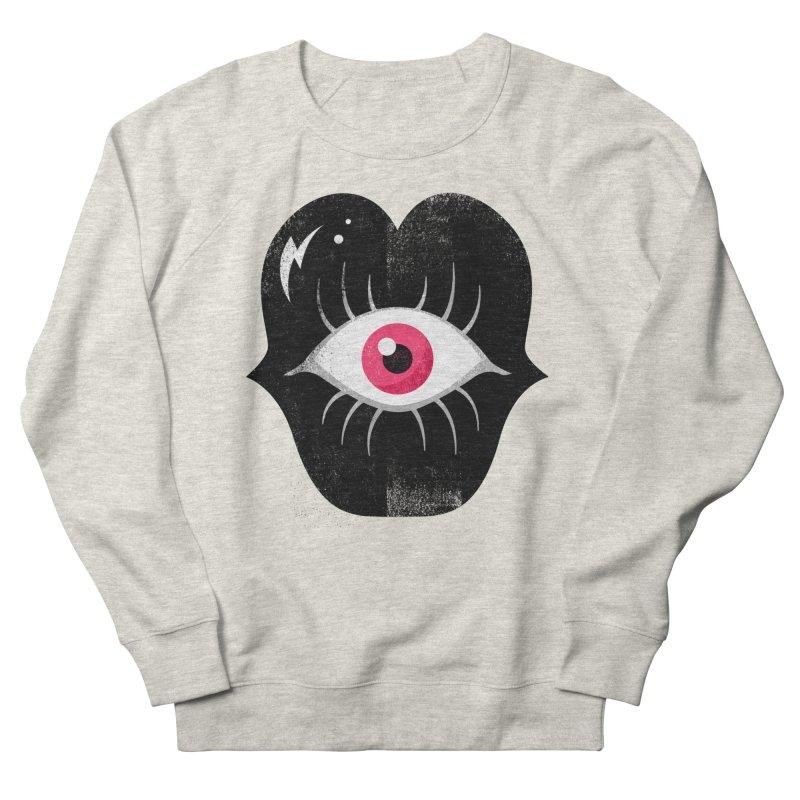 Do You See What I'm Saying? Men's Sweatshirt by Illustrator and Designer Alan Defibaugh's Shop