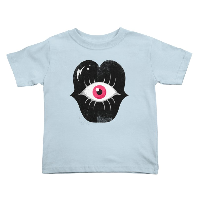 Do You See What I'm Saying? Kids Toddler T-Shirt by Illustrator and Designer Alan Defibaugh's Shop