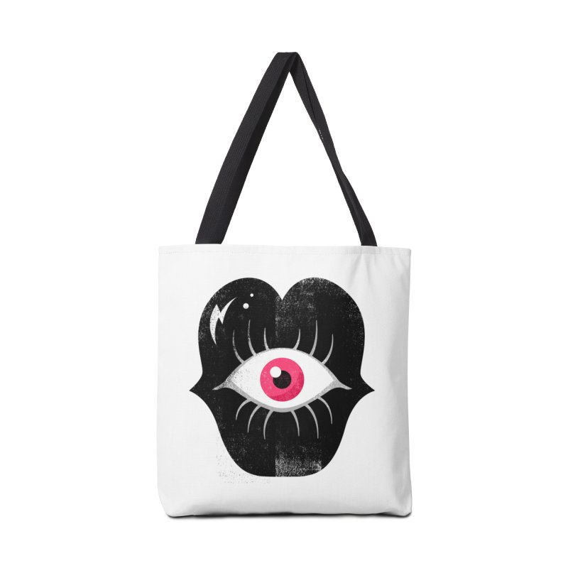 Do You See What I'm Saying? Accessories Bag by Illustrator and Designer Alan Defibaugh's Shop