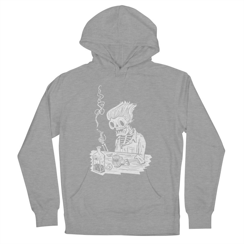 Tequila Sunset Women's Pullover Hoody by Illustrator and Designer Alan Defibaugh's Shop
