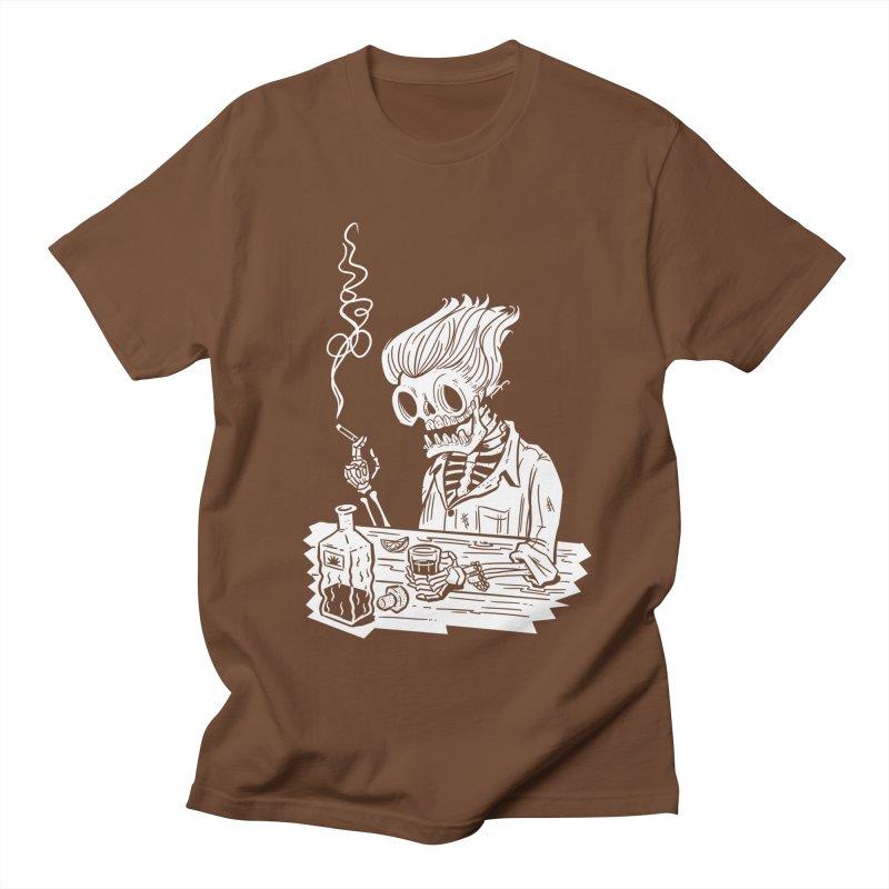 Tequila Sunset Women's Regular Unisex T-Shirt by Illustrator and Designer Alan Defibaugh's Shop