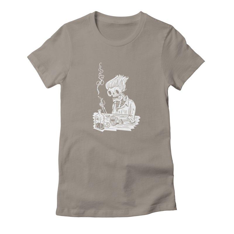 Tequila Sunset Women's T-Shirt by Illustrator and Designer Alan Defibaugh's Shop